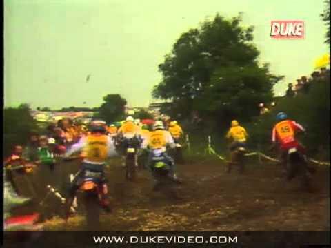 Duke DVD Archive - British Motocross GP 1985