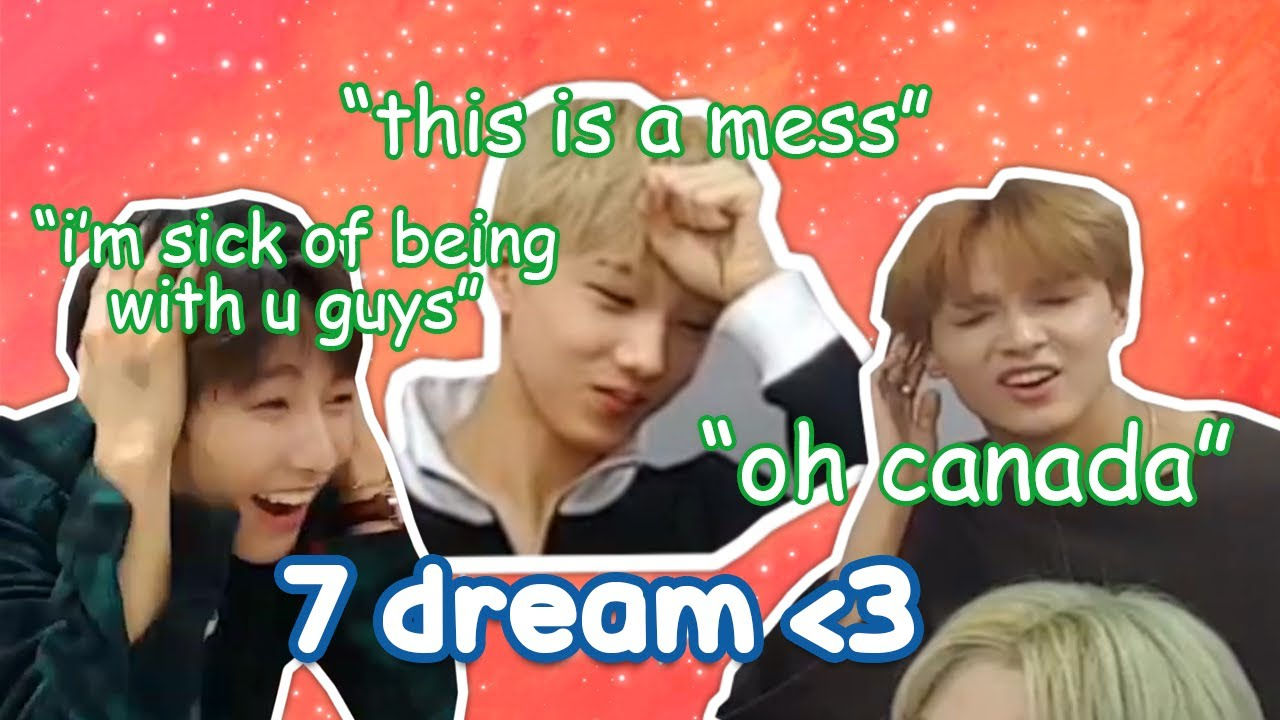7dream moments cause mark is back