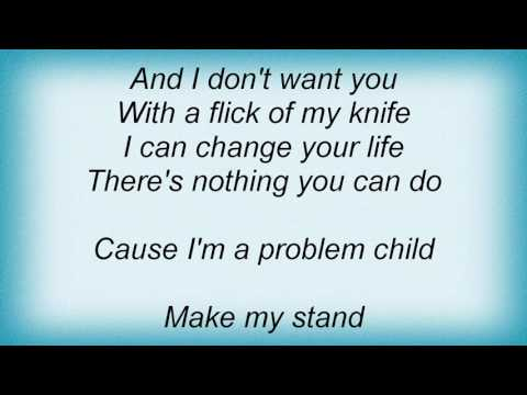 Ac Dc - Problem Child Lyrics