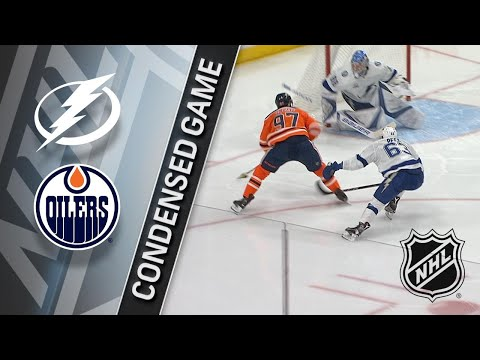 02/05/18 Condensed Game: Lightning @ Oilers