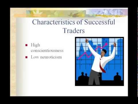 Dr. Brett Steenbarger - Improving Trading Performance