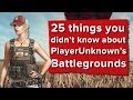 25 things you didn't know about PlayerUnknown's Battlegrounds origins