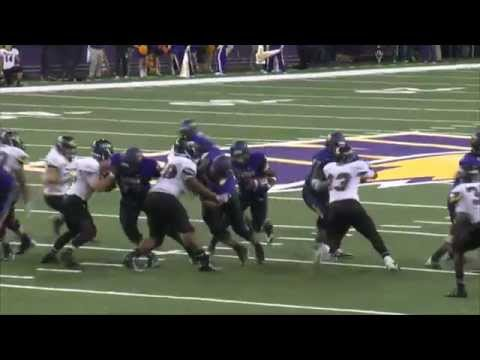 David Johnson College Highlights (Northern Iowa)