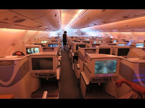 [Flight Report] EMIRATES | Dubai ✈ Paris | Airbus A380-800 | Business