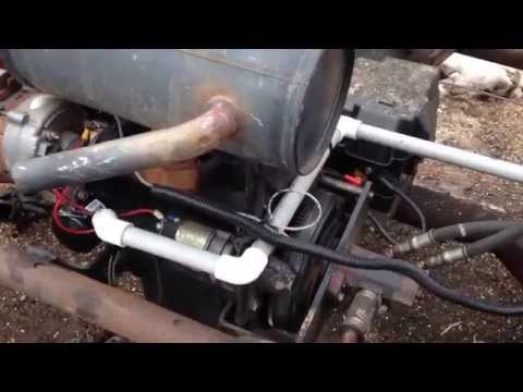 home made wood processor