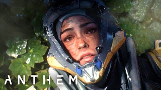 Anthem - Official Cinematic Trailer | E3 2018