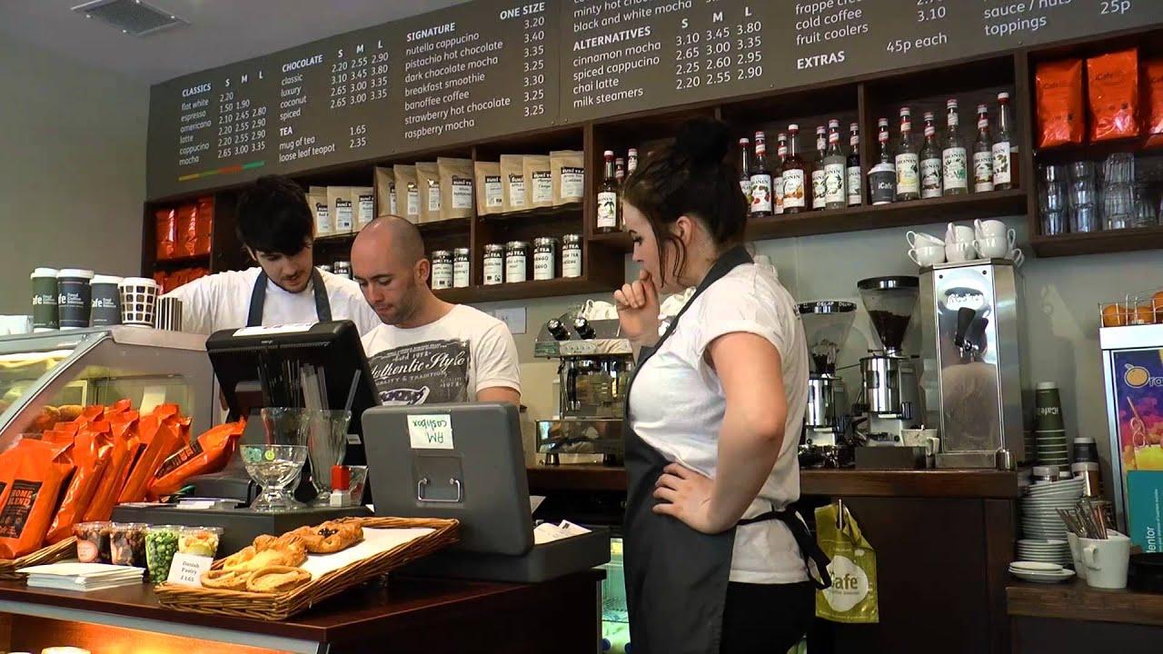 Cafe Sauchiehall Street