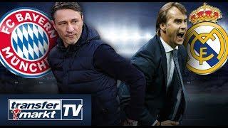 Bayerns Kovac & Reals Lopetegui: Trainer bei Top-Teams unter Druck   TRANSFERMARKT