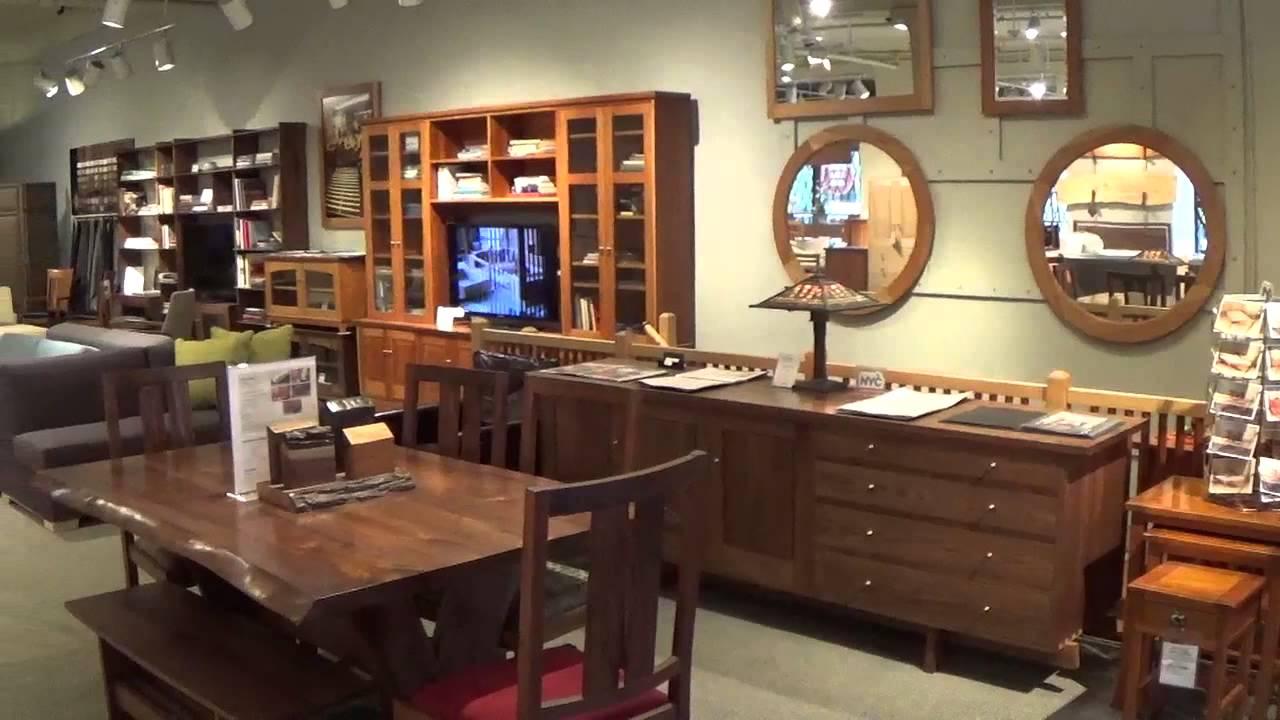 Gentil Scott Jordan Furniture Showroom