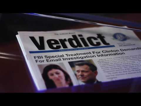 The Verdict | Judicial Watch