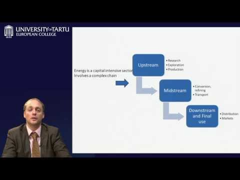 6. Energy investment and project finance