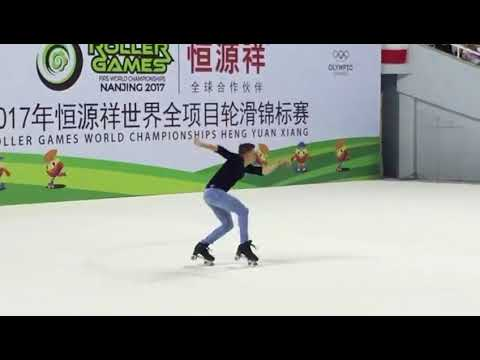 Pedro Walgode - Style dance, World Roller Games Nanjing, China 2017