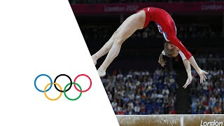 Gymnastics Artistic Women\'s Qualification Highlights - London 2012 Olympics