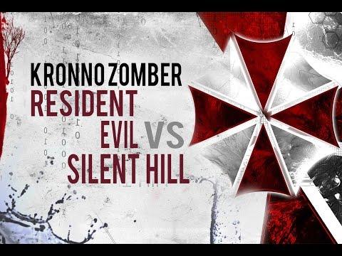 Resident Evil VS Silent Hill - KRONNO ZOMBER BATTLE-PLAY | (Videoclip Oficial)