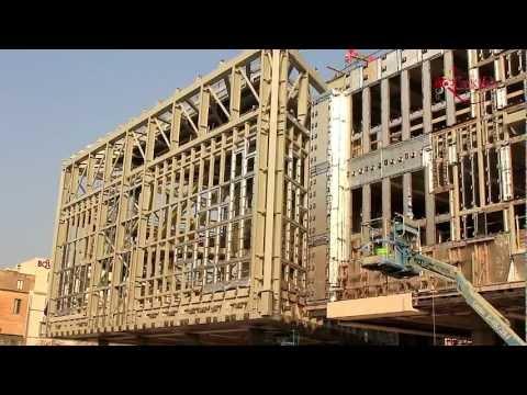 Valletta 39 s new parliament by renzo piano 4 july 2012 youtube for Renzo piano malta