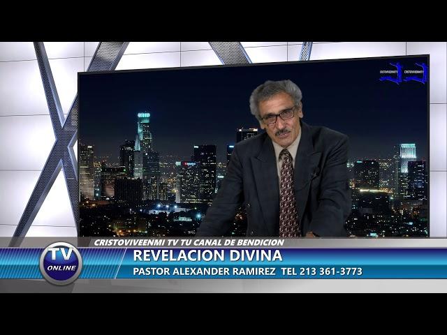 REVELACION DIVINA  4 /12/2021