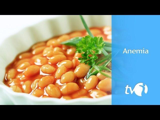 dieta para quem esta com anemia profunda