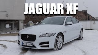 Jaguar XF (ENG) - Test Drive and Review