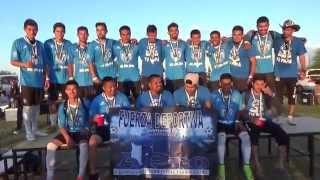 Copa Alianza 2015 Phoenix Fuerza Dva CAMPEONES Premiacion $4,000 GoCampeones com