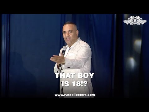 That Boy Is 18!? | Russell Peters