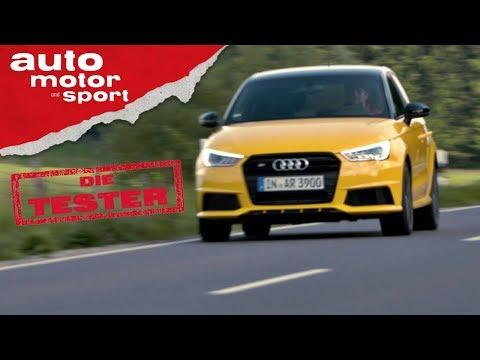 Audi S1: Gelber Giftzwerg mit Allrad - Die Tester | auto motor und sport