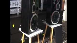 Винтажная акустика Victor DC V1(Винтажная акустика Victor полное описание здесь http://zvukomaniya.ru/vintage-acoustic-victor/, 2015-04-05T11:28:40.000Z)