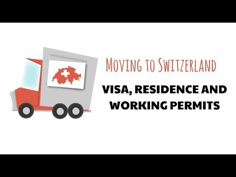Switzerland: Visa And Work Permits