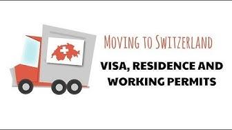 Switzerland: Visa and work permits