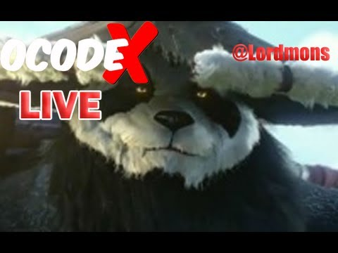 codeX LIVE - World of Warcraft - Mists of Pandaria (WoW)