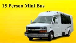 15 Passenger Mini Bus Rental at Carl's Van Rentals