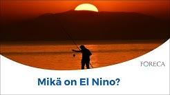 Mikä on El Niño?