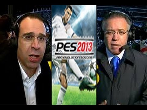 commentaire arabe pes 2013 pc issam chawali