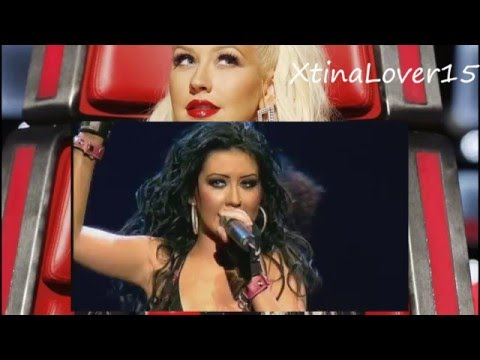 Christina Aguilera - [STRIPPED TOUR] 6. Can't Hold Us Down
