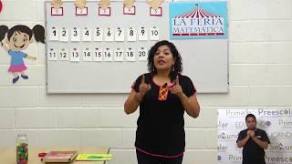 Preescolar clase: 123 Tema: El juego de las canicas