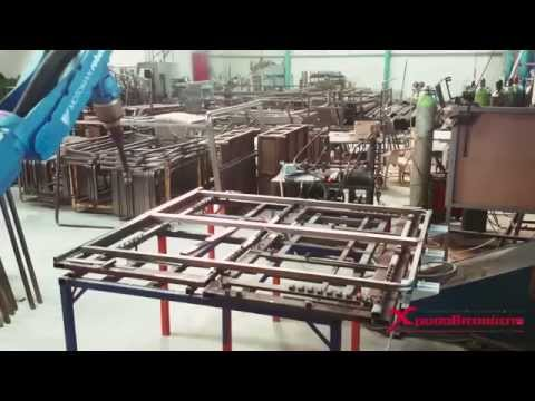 Eventful - How Its Made Folding Furniture