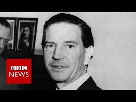 Kim Philby: Unseen footage of Soviet spy - BBC News
