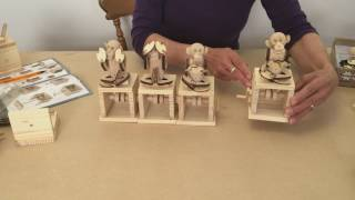 Timbertips - How To Build Timberkits The Cheeky Monkey