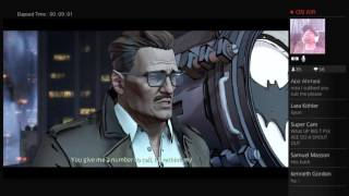 Tyrone Magnus Plays: Batman: The Telltale Series Episode 3!!!