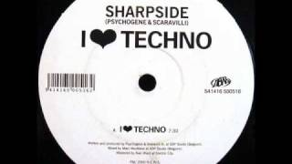 Sharpside - I Love Techno (Original Mix)
