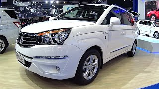 All new 2016, 2017 SsangYong Stavic Rodius Turismo full size luxury VAN / MPV