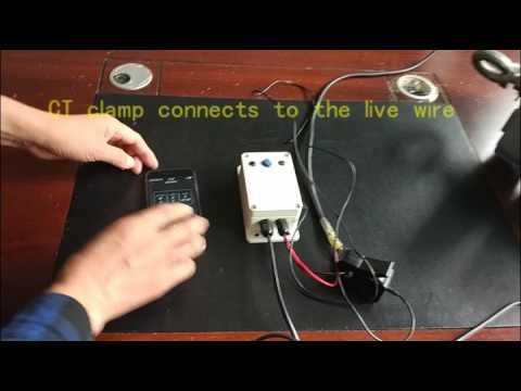 WEMeter WIFI Energy Monitor Wireless Power Meter