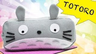 Estojo Totoro – Pencil Case – Segredos de Aline