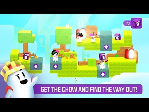 Ghost Game – Get the Chow! 1