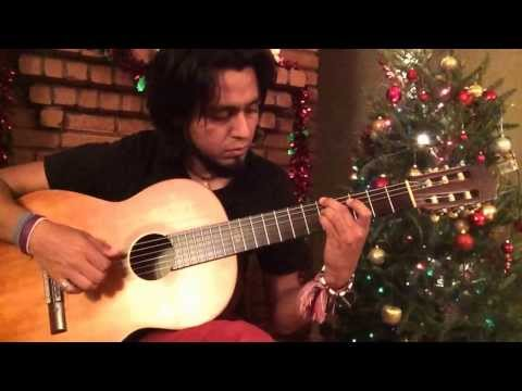 The Christmas Song (chestnuts roasting on an open fire) chord/melody cover