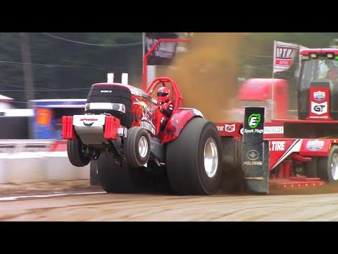 Truck/Tractor Pulls! 2017 Ottawa County Fair Pull! Lucas Oil Pro Pulling League