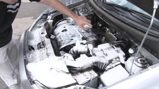 Пенный очиститель двигателя RUNWAY