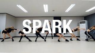 [Dance Choreography] AURA / TAEYEON(태연) _ 불티(SPARK)