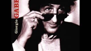 Se ci fosse un uomo - io non mi sento italiano - Giorgio Gaber