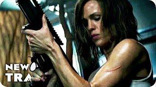 Peppermint Trailer Teaser (2018) Jennifer Garner Action Movie