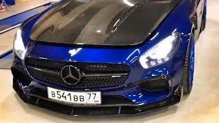 НОВЫЙ Mercedes-Benz X-Class В МОСКВЕ!) + 800 сил AMG GT S в MORENDI!) Съемки GLA 250 4MATIC, день 1!
